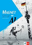 Magnet Smart - ниво A1: Учебна тетрадка по немски език за 9. клас + CD - учебна тетрадка