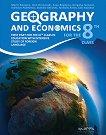 Geography and economics for 8. Grade Учебник по география и икономика на английски език за 8. клас - учебна тетрадка