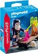 """Алхимик с отвари - Фигура с аксесоари от серията """"Playmobil: Special Plus"""" -"""
