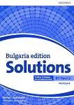Solutions - ниво B1: Учебна тетрадка по английски език за 9. клас - част 2 : Bulgaria Edition - Tim Falla, Paul A. Davies, Jane Hudson, Alex Raynham -