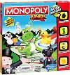 Монополи Джуниър - Детска бизнес игра - игра