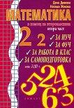 Учебно помагало по математика в помощ на второкласника - част 2 - Наташа Жекова, Дена Димова -