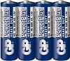 Батерия AA - Цинк-Карбонова (15C) - 4 броя -