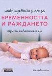 Какво трябва да знаем за бременността и раждането - Юлиана Георгиева - книга
