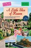 A Little Slice of Heaven - ниво A1 - A2 : Разкази в илюстрации - Доминик Бътлър - книга
