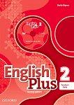 English Plus - ниво 2: Книга за учителя по английски език + DVD : Second Edition - Sheila Dignen -