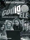 Codigo ELE - ниво 1 (A1): Учебна тетрадка по испански език : 1 edicion - Maria Angeles Palomino - книга за учителя