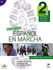 Nuevo Espanol en marcha - ниво 2 (A2): Учебна тетрадка по испански език + CD : 1 edicion - Francisca Castro Viudez, Ignacio Rodero Diez, Carmen Sardinero Francos - помагало