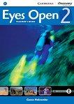 Eyes Open - ниво 2 (A2): Книга за учителя по английски език - Garan Holcombe -
