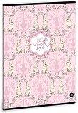 Ученическа тетрадка - Rabbits : Формат А4 с широки редове - 40 листа - тетрадка