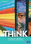 Think - ниво 4 (B2): Учебник по английски език - Herbert Puchta, Jeff Stranks, Peter Lewis-Jones -