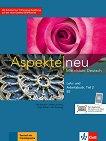 Aspekte Neu - ниво B2: Комплект от учебник и учебна тетрадка - част 2 + CD - учебник
