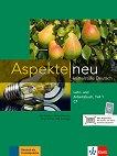 Aspekte Neu - ниво C1: Комплект от учебник и учебна тетрадка - част 1 + CD -