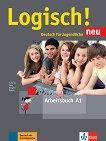 Logisch! Neu - ниво A1: Учебна тетрадка + онлайн материали - учебник