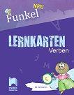 """Funkel Neu: Комплект от 24 карти """"Глаголи"""" за 4. клас -"""