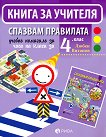 Спазвам правилата: Книга за учителя за часа на класа за 4. клас - Любен Витанов - помагало