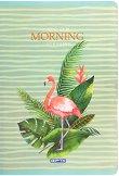 Ученическа тетрадка - Morning : Формат А4 с широки редове - 60 листа -