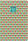Ученическа тетрадка - Note Mark : Формат А4 с малки квадратчета - 40 листа -