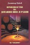 Производство на домашни вина и ракии - Димитър Цаков -
