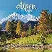 Стенен календар - Alpen 2020 -