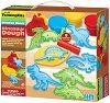 """Пластилин - Динозаври - Образователен комплект от серията """"Thinking Kits"""" -"""