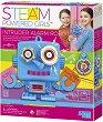 Аларма за натрапници - Робот - Образователен комплект от серията Steam Powered Kids -
