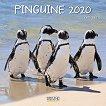Стенен календар - Penguins 2020 -