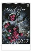 Стенен календар - Food Art 2020 -