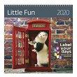 Стенен календар - Little Fun 2020 -
