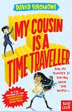 My Cousin Is a Time Traveller - David Solomons -