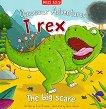 Dinosaur Adventures: T rex - The big scare - Fran Bromage -