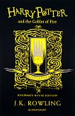 Harry Potter and the Goblet of Fire: Hufflepuff Edition - J.K. Rowling -