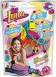 """Направи сама гривни - Soy Luna - Творчески комплект от серията """"Soy Luna"""" -"""