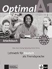 Optimal - ниво A1: Учебна тетрадка по немски език - учебник
