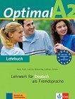 Optimal - ниво A2: Учебник по немски език - учебник