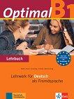 Optimal - ниво B1: Учебник по немски език - Martin Muller, Paul Rusch, Theo Scherling, Helen Schmitz, Lukas Wertenschlag -