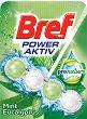 Тоалетно блокче - Bref Power Aktiv ProNature - С аромат на мента и евкалипт - опаковки от 1 и 3 броя -