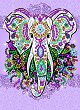 """Декорирай сама с пайети - Слон - Творчески комплект от серията """"Craft Teen"""" -"""