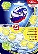 Ароматизатор за тоалетна - Domestos Power 5 - С аромат на лайм - опаковки от 1 ÷ 5 броя -