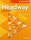 New Headway - Pre-Intermediate (A2 - B1): Учебна тетрадка по английски език - John Soars, Liz Soars -