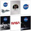 Ученическа тетрадка - NASA Формат А4 с широки редове - книга