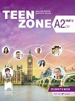 Teen Zone - ниво A2 (Part 2): Учебник по английски език за 12. клас - Десислава Петкова, Цветелена Таралова - книга за учителя