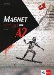 Magnet Smart - ниво A2: Учебник по немски език за 11. клас - учебна тетрадка