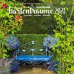 Стенен календар - Gardens 2021 -