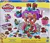 """Фабрика за бонбони - Творчески комплект с моделин от серията """"Play-Doh: Kitchen"""" -"""
