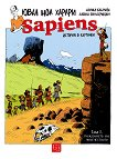 Sapiens: История в картинки - том 1 - Ювал Ноа Харари - книга