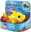 """Плуваща бебе акула - Детска играчка със звукови ефекти от серията """"Baby Shark"""" -"""