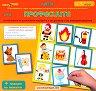Лото - Професии - Детска занимателна игра + CD -