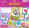 Лото - Фигурите - Детска занимателна игра -
