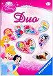 """Дуо - Дисни Принцеси - Детска логическа игра от серията """"Принцесите на Дисни"""" -"""